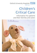 Children's Critical Care leaflet