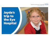 Jayda's trip to the Eye Hospital