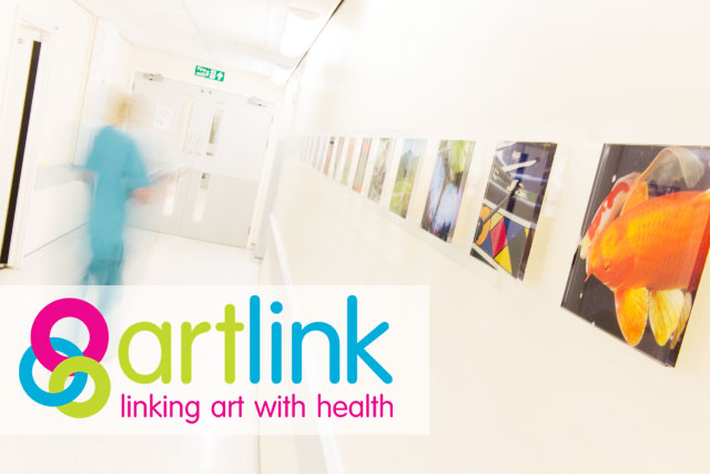 artlink - linking art with health