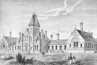The Horton General Hospital in the 19th Century