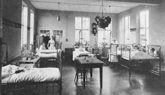The Horton General Hospital Children's Ward: 1926