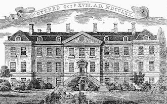The Radcliffe Infirmary: 1835