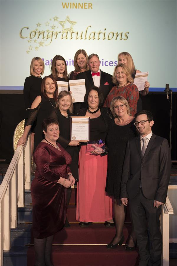 Chairman's Award - Winner: Maternity Services