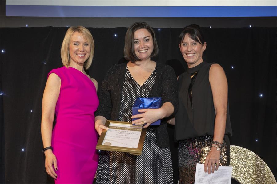 Nurse/Midwife of the Year - Caroline Allman