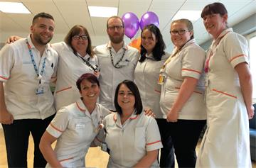 Trust celebrates Nursing Associate Trainees