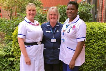 Leadership and culture at heart of Trust ward