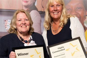 OUH staff and patients honoured at research awards
