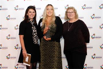 Second place for standout apprentice at awards