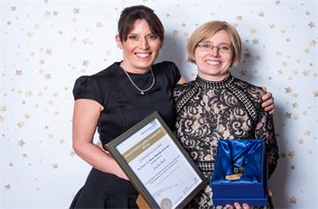 Horton staff recognised for outstanding achievements