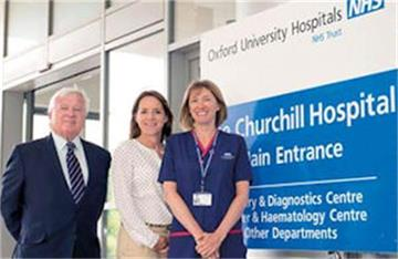 Churchill Surgical Unit Appeal