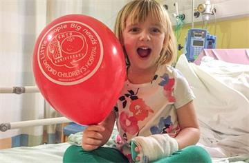 Royal support as Oxford Children's Hospital turns ten and launches new £2 million appeal