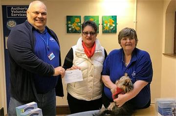 Shoppers support Horton General Hospital thanks to Radio Horton