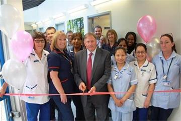 Refurbished Day Surgery Unit officially opens at the Churchill