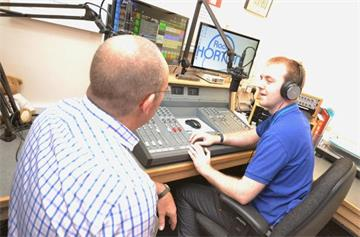 Radio Horton volunteers play a crucial role