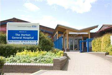 New CT scanner at the Horton means less travel to Oxford