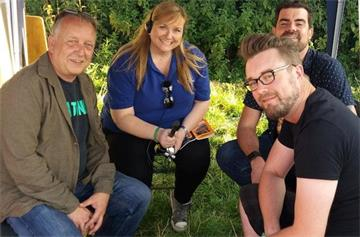 Radio Horton brings Cropredy Convention to patients