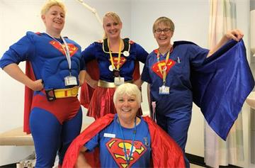 Oxford Children's Hospital celebrates play in the treatment of children