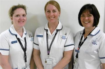 OUH radiographers lead the way in non-medical prescribing