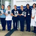 Enhanced Recovery After Surgery programme celebrates five years