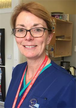 Cardiology nurse recognised for skill and expertise