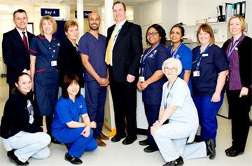 Gold standard for Horton General Endoscopy Department