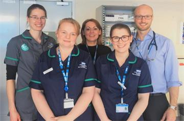 Alcohol Care Team reduces stigma of tackling drink issues