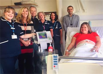 Major innovations for mums-to-be at John Radcliffe Hospital
