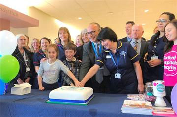 Cancer Centre celebrates 10 year anniversary