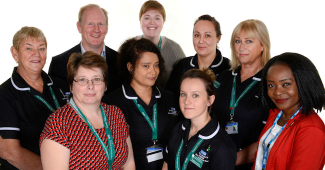 Thames Valley AAA Screening Programme team