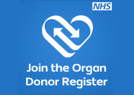 Join the Organ Donor Register