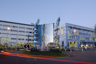 John Radcliffe Hospital West Wing and Children's Hospital