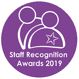 Staff Recognition Awards 2019