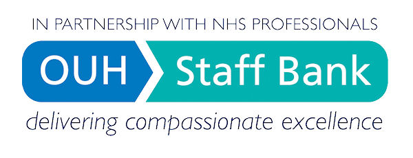 In partnership with NHS Professionals - OUH Staff Bank - delivering compassionate excellence
